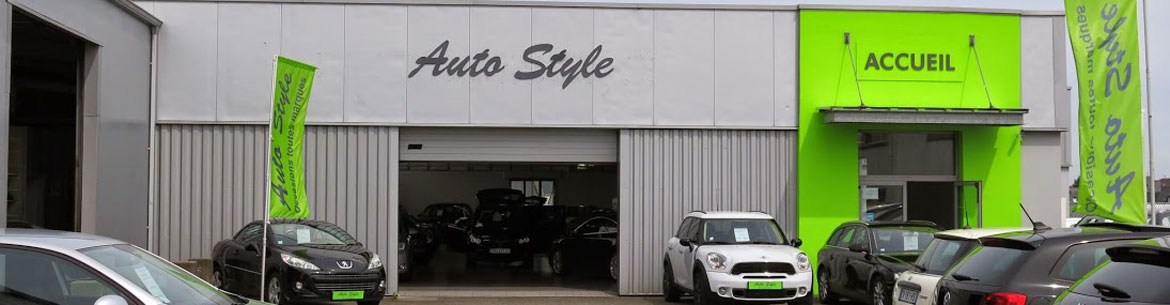 Photo de la concession Autostyle Brest